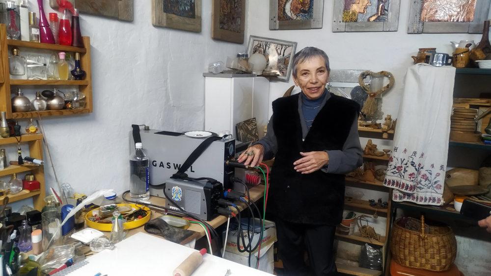 Авторы «МУ МУ КА». Людмила Игумнова