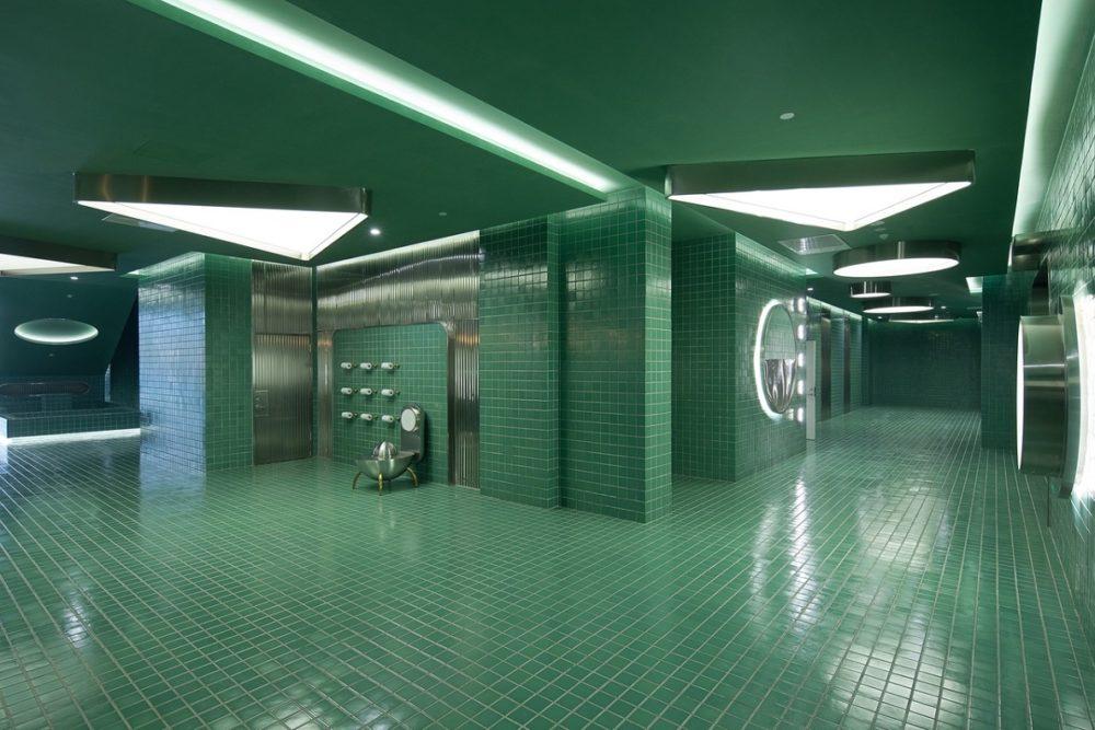 «Зеленый КОТ» в тренде современного «туалетного дизайна»