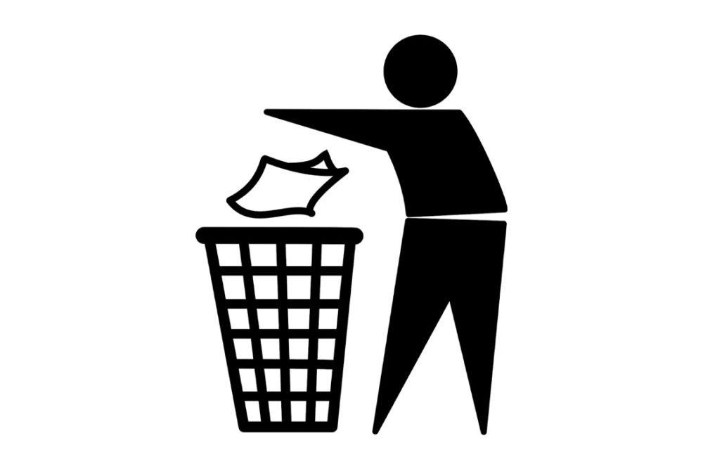 Tidyman («Выкидывать в мусорное ведро»)