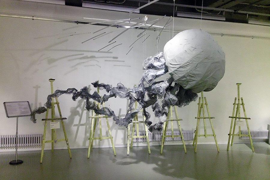 Экспонат МУзея МУсора КАлининград